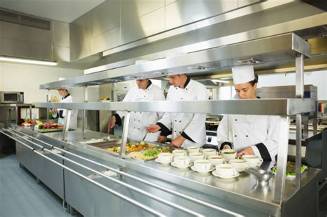 restaurant  commercial kitchen cleaning