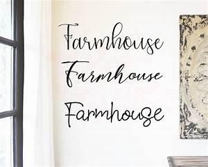 svg dxf png farmhouse words svg instant