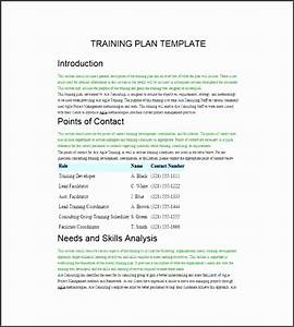9 Training Guide Template