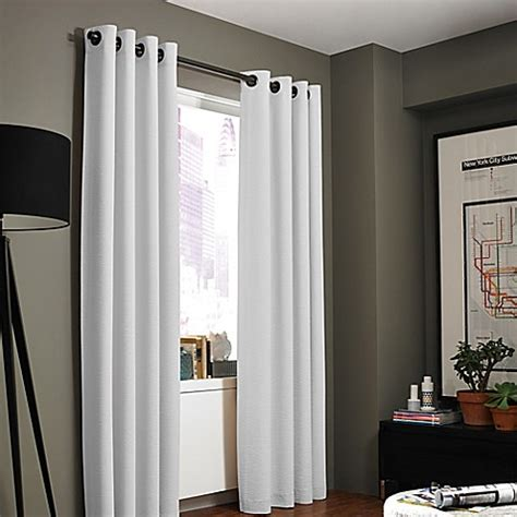 kenneth cole curtains buy kenneth cole reaction home gotham texture 108 inch