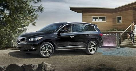 2017 Infiniti Qx60 Hybrid Review Redesign Release Date