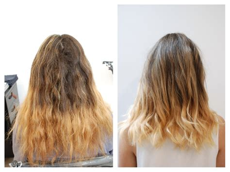 Bad Ombre Hair Color Rehab