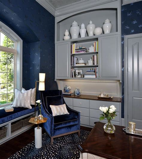 Dramatic Showhouse Rooms by Must See A Dramatic S Retreat Style