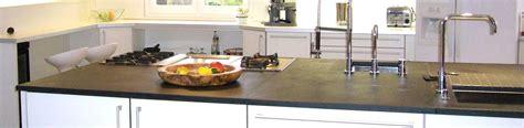 programme cuisine plus ardoise cuisine plan de travail en ardoise sur mesure