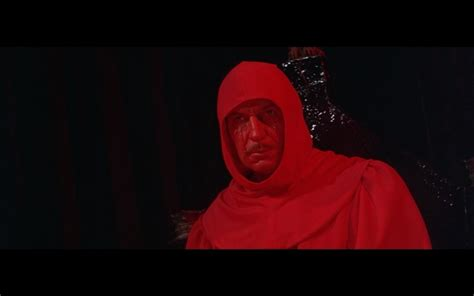 Theredtele℘honε Still Film Masque Of The Red Death (1964