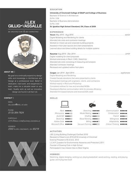 architecture resume resume design resume architecture