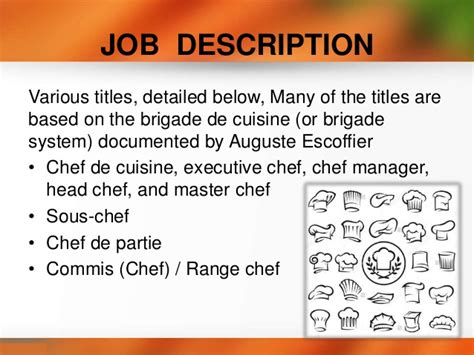 chef de cuisine salary chef