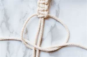 Easy Step By Step Macrame Knots