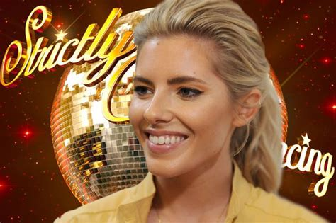 Strictly Come 2017 Mollie King The Saturdays 39 Mollie King Has Reportedly Signed Up For
