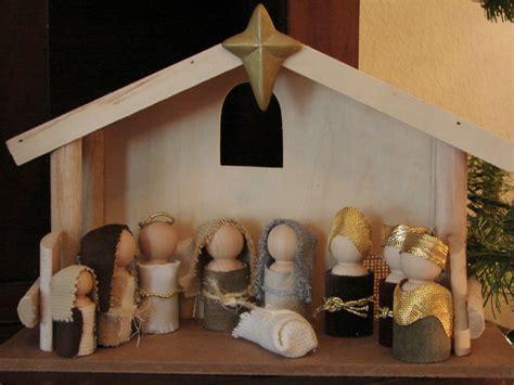 wooden outside nativity set inspirations wooden doll nativity