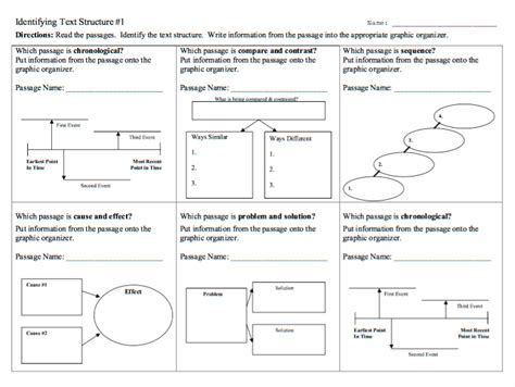 identifying text structure worksheet answers identifying text structure worksheet answers worksheets