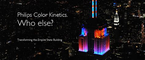 color kinetics led and fiber optic lighting by wiedamark color kinetics