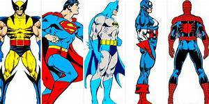 The, 20, Best, Superhero, Costumes, Officially, Ranked