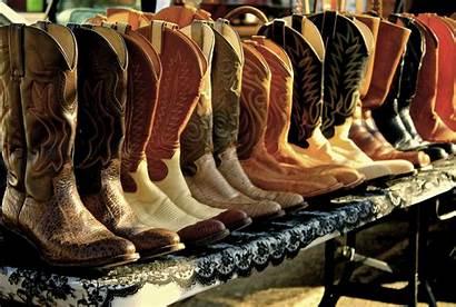 Cowboy Boots Cowgirl Backgrounds Western Desktop Border