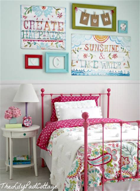 Diy Decoration Ideas  Diy Budget Big Girl Bedroom