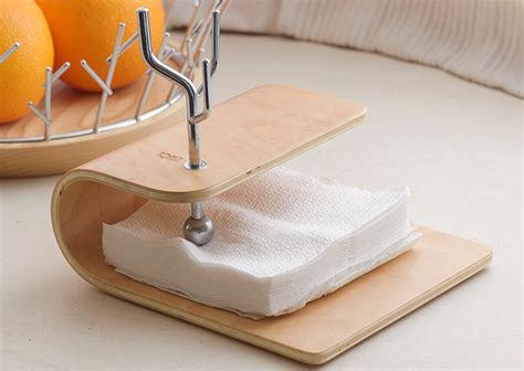 woods napkin holder toast living design
