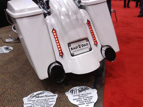 957 Taillights Bad Dad Custom Bagger Parts For Your Bagger