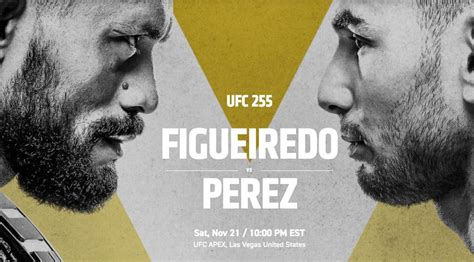 Preview - UFC 255 on ESPN+ - LaughingPlace.com
