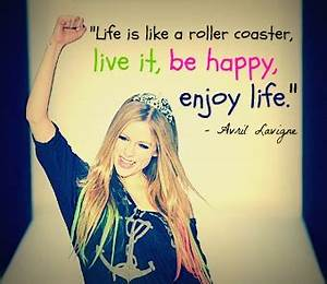 Avril Lavigne Quotes Fav Images Amazing Pictures