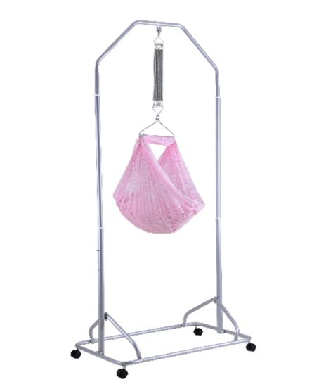 heavy duty bed baby cradle stand c w accessories baby