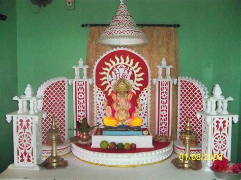 ganpati thermocol makhar studio design gallery best design