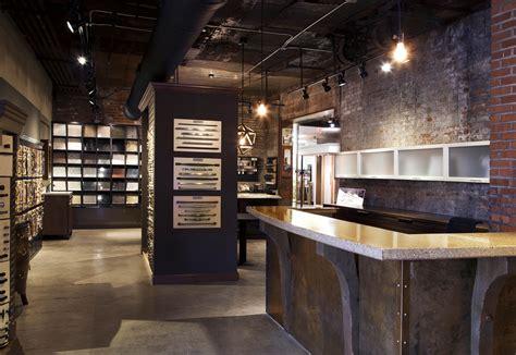 granite  quartz retail showroom csi showroom