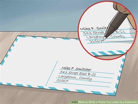 4 how do you write a letter to a friend resumed how to write a thank you letter to a customer with sle 71323