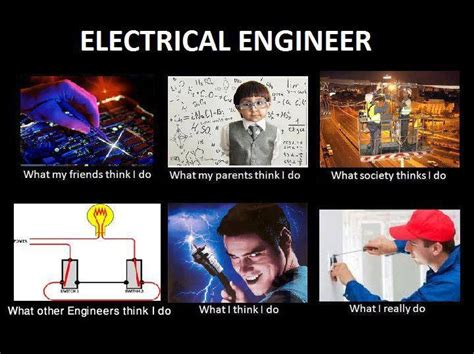 Electrical Engineer Meme - electrical engineer engineering humor pinterest