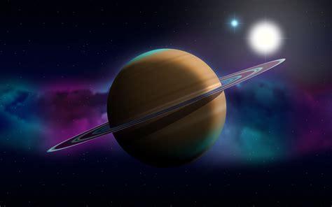 descargar fondos de pantalla saturno  sistema solar