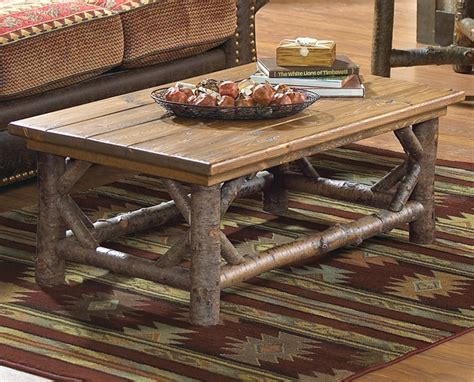 liquid glass for table top rustic coffee tables bayfield rectangular coffee table