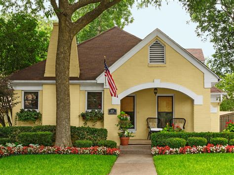 Curb Appeal Ideas From Dallas, Tx  Landscaping Ideas And