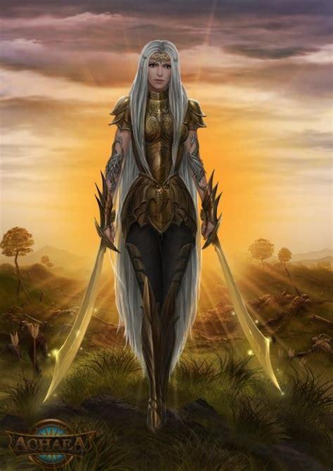 Goddess Of Light by Achaea Goddess Of Light Mmorpg Galleries