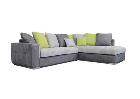 canape d angle moderne acheter votre canapé d 39 angle moderne coussins jetés gris