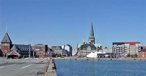 Aarhus named 'second best place in Europe' - The Local