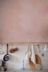 Cuisine Rose Poudré : la couleur rose poudr dans la d co int rieure ~ Melissatoandfro.com Idées de Décoration