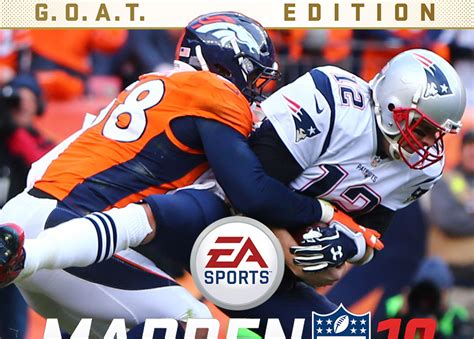 denver broncos news fanmade madden nfl  cover features
