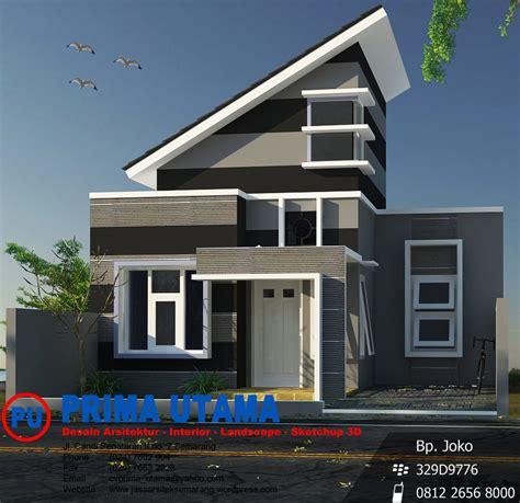 www denah rumah minimalis modern  denah rumah modern