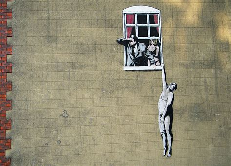 15 Life Lessons From Banksy Street Art That Will Leave You ...