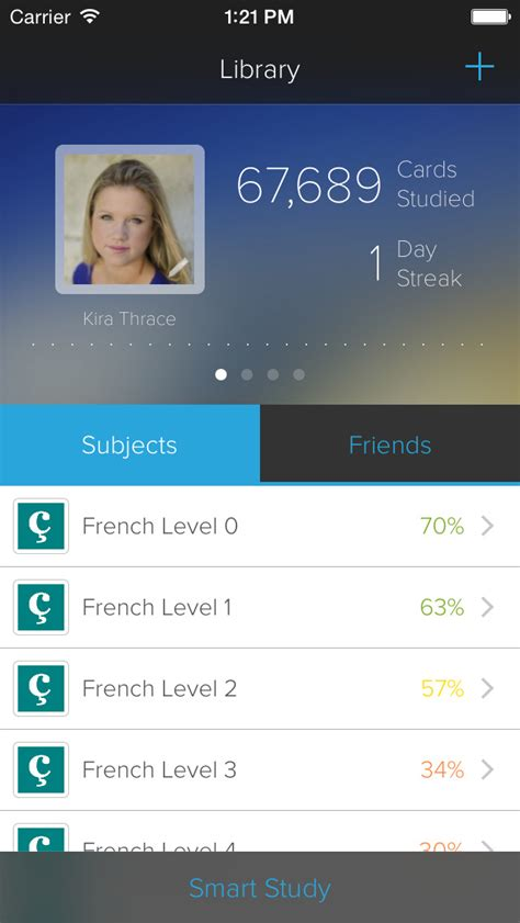 Learn French  Brainscape Review  Educational App Store