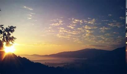 Sunrise Nature Nepal Wallpapers Desktop Mobile Background