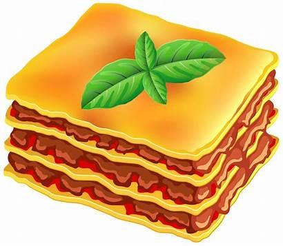 Lasagna Transparent Clip Clipart Lasagne Pasta Italian