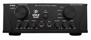 Pylehome - Pva2 - Home And Office - Amplifiers