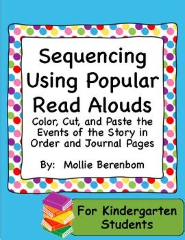 sequencing using read alouds kindergarten by mollie 199 | original 382339 1
