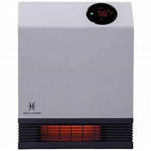 Heat Storm Deluxe Wall Unit 1 000