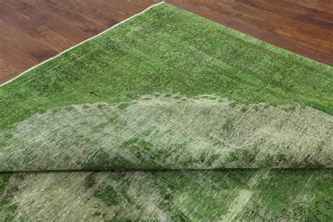 lime green kitchen rug authentic overdyed lime green 9 x12 knotted 7100