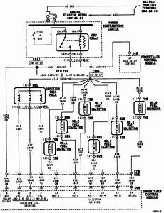 Injector Wiring Diagram 2002 Chrysler Town Amp Country