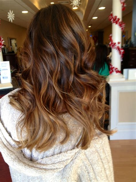 1000 Images About Balayage Hair On Pinterest Balayage