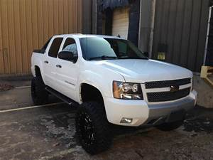 2008, Chevrolet, Avalanche, Lt, Z71, 4x4, Lifted