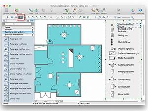 Creating A Reflected Ceiling Floor Plan