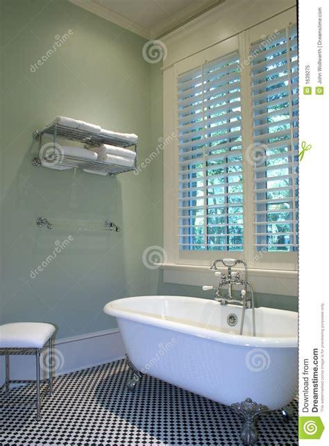 retro bathroom royalty  stock photo image